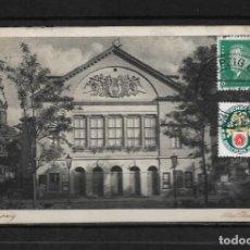 Postales: ALEMANIA 1930 TARJETA POSTAL CIRCULADA DE LEIPZIG A COLOMBIA . Lote 142072254