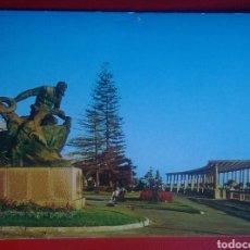 Postales: POSTAL PORTUGAL OPORTO MONUMENTO DE SOCORROS A NAUFRAGOS. Lote 143099782