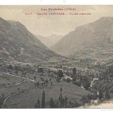 Postales: VALLÉE D'ANDORRE Nº 1017 PLAINE D'ENCAMP .- LABOUCHE 3ª SERIE LES PYRENEES. Lote 143140042