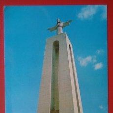 Postales: POSTAL PORTUGAL LISBOA MONUMENTO A CRISTO REI. Lote 143338893