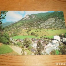 Postales: VALLS D`ANDORRA ERTS VISTA GENERAL CLAVEROL Nº1568. Lote 143402230