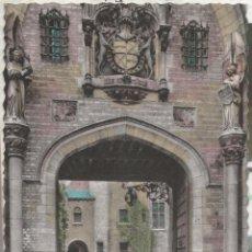 Postales: BRUGEE PALEIS VAN DE HEREN VAN GRUUTHUUSE. Lote 143548106