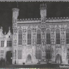 Postales: BRUGES ILLUMINATIONS. CHANCELERIE. Lote 143552122