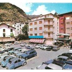 Postales: ANDORRA LA VELLA .- HOTEL CONSUL .- EDICION PUBLINTEL . Lote 143814738