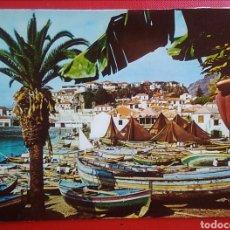 Postales: POSTAL PORTUGAL MADEIRA CÁMARA DE LOBOS VISTA PESCADORES. Lote 144504921