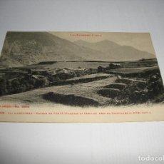 Postales: (ALB-TC-40) POSTAL LES PYRENEES VAL D'ANDORRE CANILLO MARITXELL ANDORRE ANDORRA SIN CIRCULAR. Lote 144592562