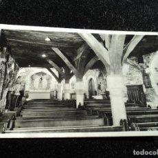 Postales: IGLESIA ROMANA BRITANICA CONSTRUIDA EN EL AÑO 310 A.D.. Lote 144598510