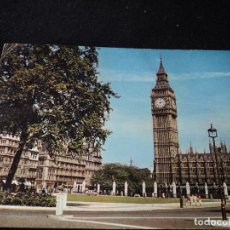 Postales: POSTCARD BIG BEN PARLIAMENT SQUARE LONDON LONDRES . Lote 145258238
