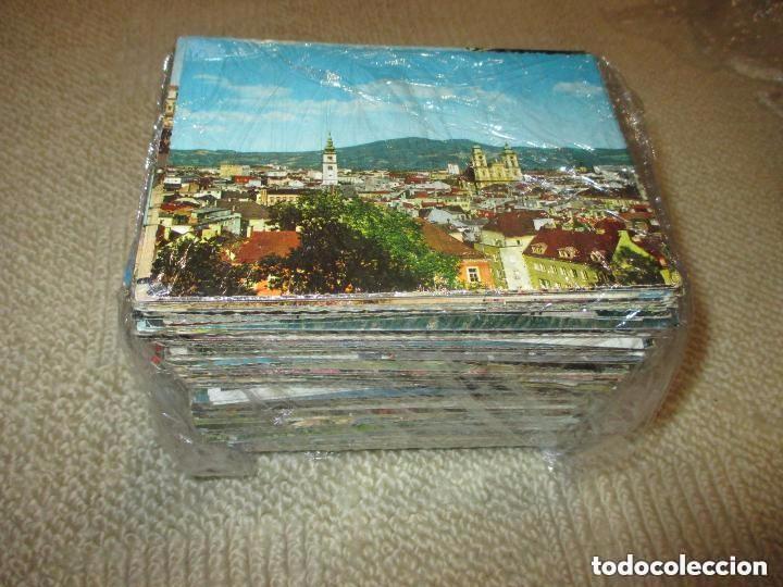 LOTE 400 POSTALES COLOR AÑOS 60, 70 Y 80 DE PAÍSES DE EUROPA (Postales - Postales Extranjero - Europa)
