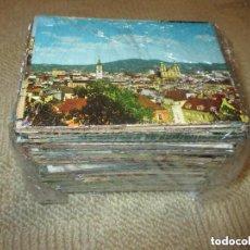 Postales: LOTE 400 POSTALES COLOR AÑOS 60, 70 Y 80 DE PAÍSES DE EUROPA. Lote 145770766