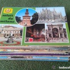 Postales: 100 POSTALES EUROPEAS CIRCULADAS Y SIN CIRCULAR - VER FOTOS. Lote 145778454