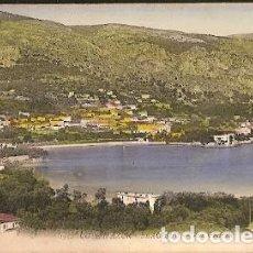 Postales: FRANCIA & CIRCULADO, RIVIERA FRANCESA, BEAULIEU, VISTA GENERAL, DUBLÍN IRLANDA 1923 (195). Lote 145810246