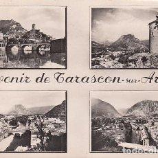 Postales: POSTAL TARASCON SUR ARIÈGE. Lote 145950222