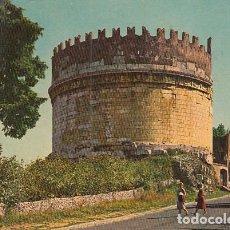 Postales: ROMA. TOMBA DI CECILIA METELLA. Lote 145952814