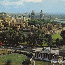 Postales: LONDON. TOWER OF LONDON AND TOWER BRIDGE. Lote 145955170