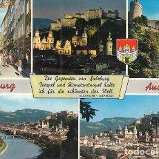 Postales: SALZBURG. AUSTRIA. Lote 145956566