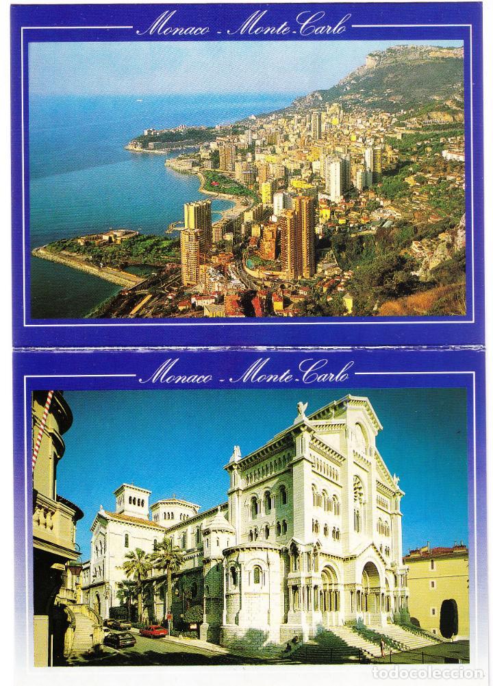 Postales: M - MONACO - MONTECARLO - LIBRO DE 15 POSTALES - Foto 2 - 146073250
