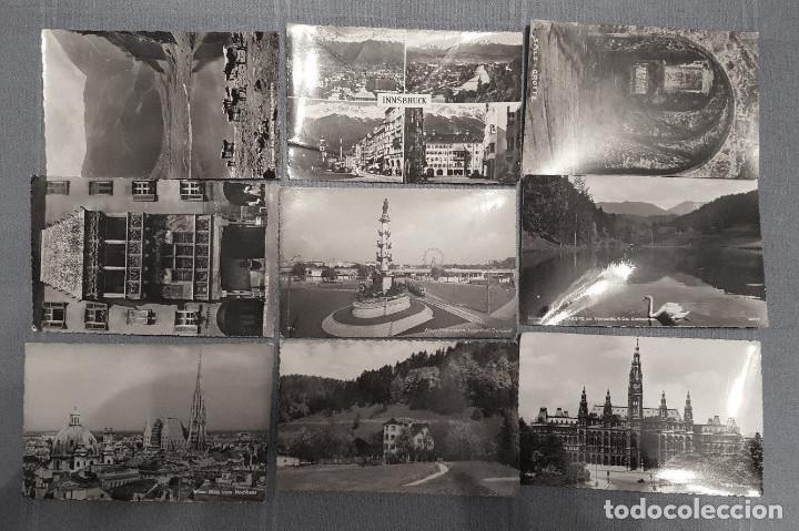 Postales: LOTE 100 POSTALES DE AUSTRIA - LOT POSTKARTEN ÖSTERREICH - Ver fotos - Foto 3 - 146313146