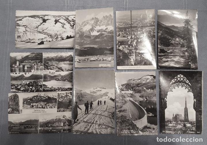 Postales: LOTE 100 POSTALES DE AUSTRIA - LOT POSTKARTEN ÖSTERREICH - Ver fotos - Foto 4 - 146313146