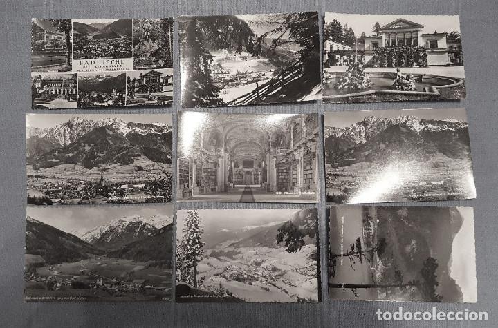 Postales: LOTE 100 POSTALES DE AUSTRIA - LOT POSTKARTEN ÖSTERREICH - Ver fotos - Foto 6 - 146313146