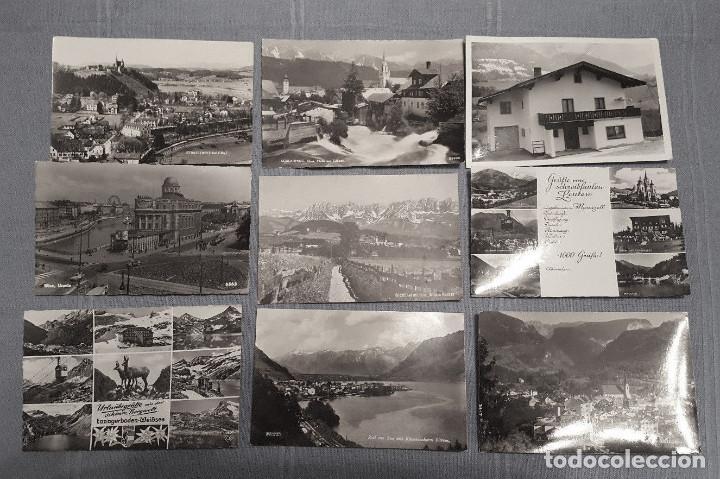 Postales: LOTE 100 POSTALES DE AUSTRIA - LOT POSTKARTEN ÖSTERREICH - Ver fotos - Foto 8 - 146313146