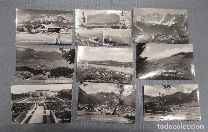 Postales: LOTE 100 POSTALES DE AUSTRIA - LOT POSTKARTEN ÖSTERREICH - Ver fotos - Foto 9 - 146313146