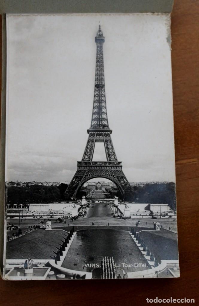 Postales: Paris - 10 Cartes Détachables - Foto 2 - 146317166