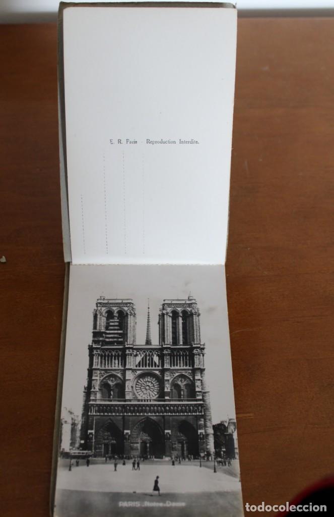 Postales: Paris - 10 Cartes Détachables - Foto 3 - 146317166