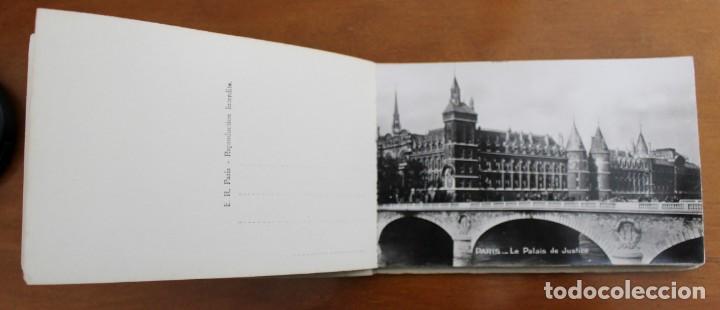 Postales: Paris - 10 Cartes Détachables - Foto 4 - 146317166