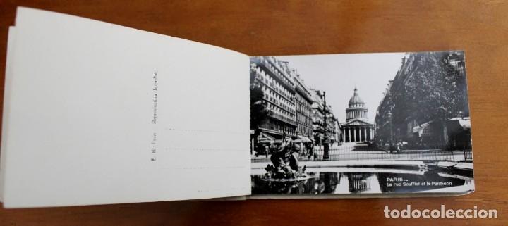 Postales: Paris - 10 Cartes Détachables - Foto 5 - 146317166