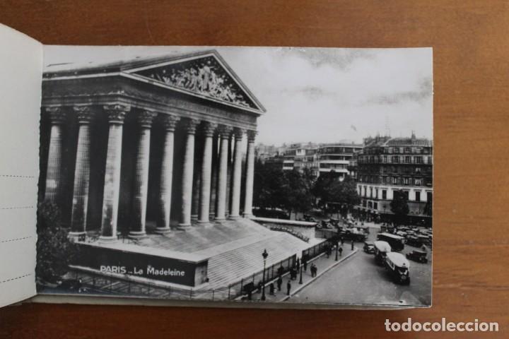 Postales: Paris - 10 Cartes Détachables - Foto 7 - 146317166
