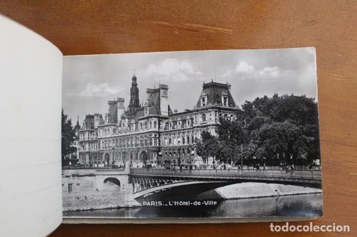 Postales: Paris - 10 Cartes Détachables - Foto 8 - 146317166