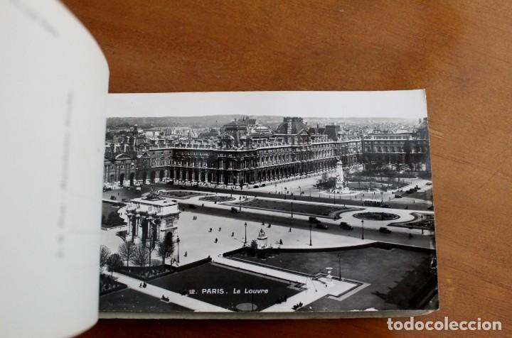 Postales: Paris - 10 Cartes Détachables - Foto 10 - 146317166