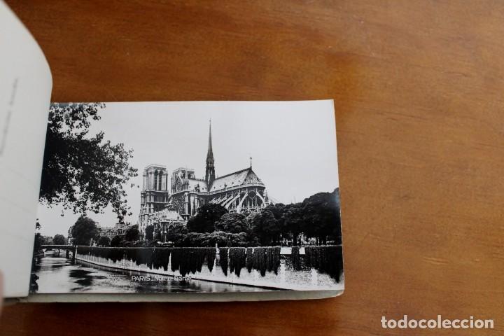 Postales: Paris - 10 Cartes Détachables - Foto 11 - 146317166
