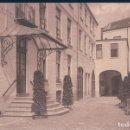 Postales: POSTAL BELGICA - BRUGES - HOTEL VERRIEST - ENTREE DE L'HOTEL - NELS. Lote 146516366