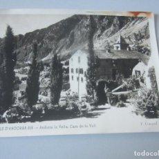 Postales: POSTAL ANDORRA. Lote 146528610