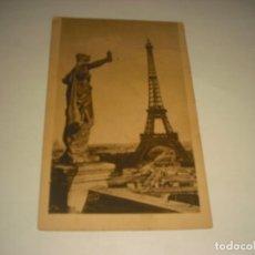 Postales - PARIS, PANORAMA PRIS DU TROCADERO VERS LA TOUR EIFFEL , SIN CIRCULAR - 147074162