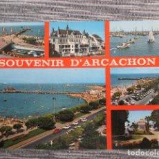 Postales: 6086 FRANCIA FRANCE GIRONDE BASSIN D'ARCACHON 1982. Lote 147104554