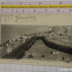 Postales: POSTAL DE REINO UNIDO. AÑOS 10 30. CLIFTONVILLE, QUEEN'S PROMENADE. 1862. Lote 147105154