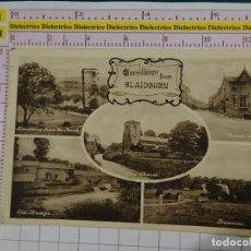 Postales: POSTAL DE REINO UNIDO. AÑO 1949. SLAIDBURN. 1863. Lote 147105234
