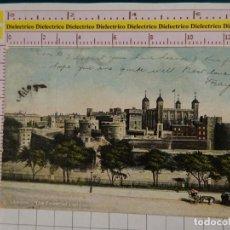 Postales: POSTAL DE REINO UNIDO. AÑOS 10 30. LONDRES LONDON, THE TOWER OF LONDON. 1867. Lote 147105390