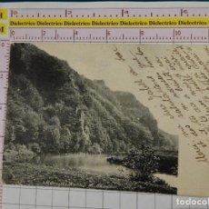 Postales: POSTAL DE REINO UNIDO. AÑOS 10 30. PLYMOUTH. MORWELL ROCKS. 1869. Lote 147105522