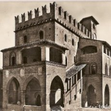Postales: ITALIA & MARCOFILIA, CASTELL'ARQUATO, EL PALACIO Y AYUNTAMIENTO, HARINA OLMO, PARÍS 1961 (6881) . Lote 147106618