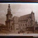 Postales: DREIFALTIGKEITSKIRCHE UND CORNELIANUM - WORMS A. RHEIN. Lote 147280122