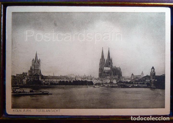 TOTALANSICHT KÖLN A. RH. POSKARTE (Postales - Postales Extranjero - Europa)