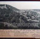 Postales: HEIDELBERG VON DER TERRASSE GESEHEN, 1906. Lote 147281210