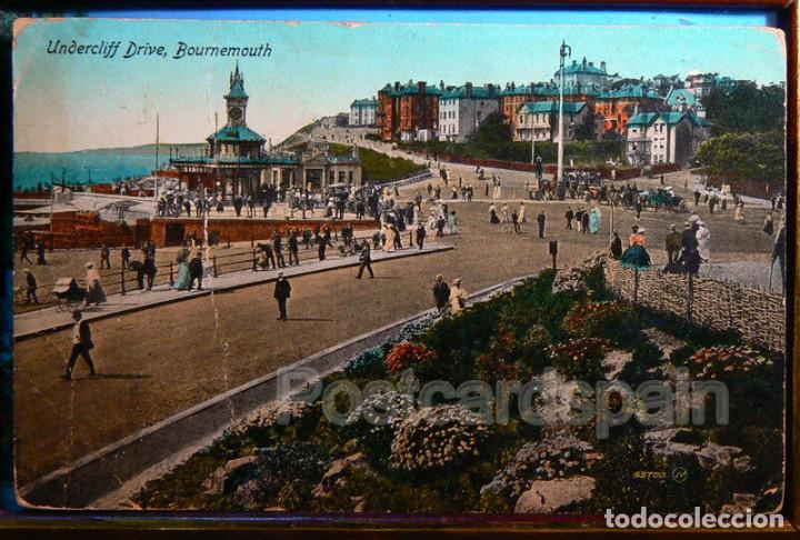 UNDERCLIFF DRIVE, BOURNEMOUTH (Postales - Postales Extranjero - Europa)