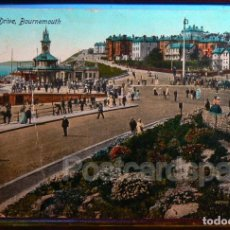 Postales: UNDERCLIFF DRIVE, BOURNEMOUTH. Lote 147282554