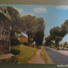 Postales: POSTAL ROMA ITALIA VIA APPIA ANTICA. Lote 147298866