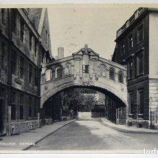Postales: HERTFORD COLLEGE OXFORD 1950. Lote 147362346